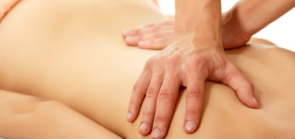 Restore your wellbeing with a therapeutic deep tissue massage